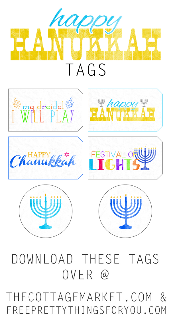Hanukkah-Tags-Tower