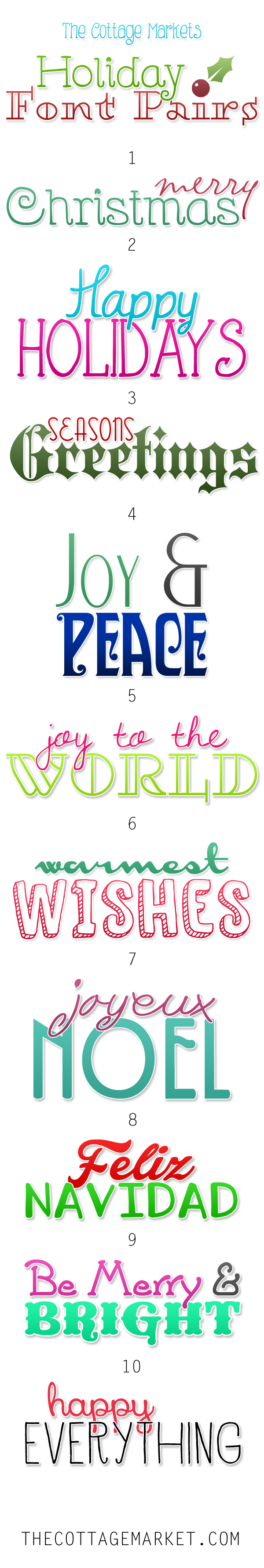 http://thecottagemarket.com/wp-content/uploads/2014/11/TheCottageMarket-HolidayFontPairs-2014-Tower-1.png