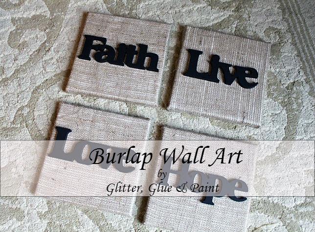 Burlap-Wall-Art