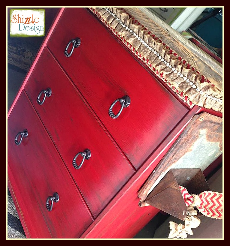 Ikea-Hack-fabric-Junk-Gypsies-Kitchen-Island-red-chalk-paint-ideas-shizzle-design-barn-wood-metal-rust-3