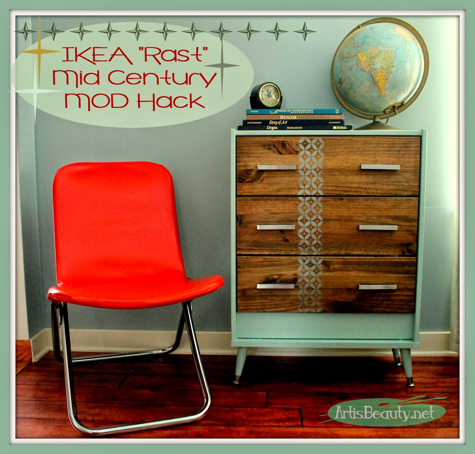 9 Ikea Hacks The Rast Collection The Cottage Market