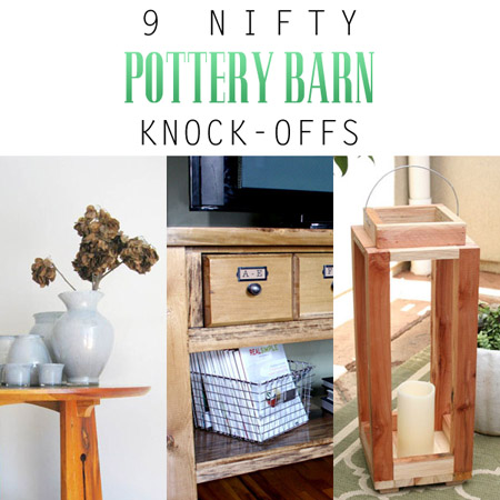 9 Nifty Pottery Barn Knock-Offs