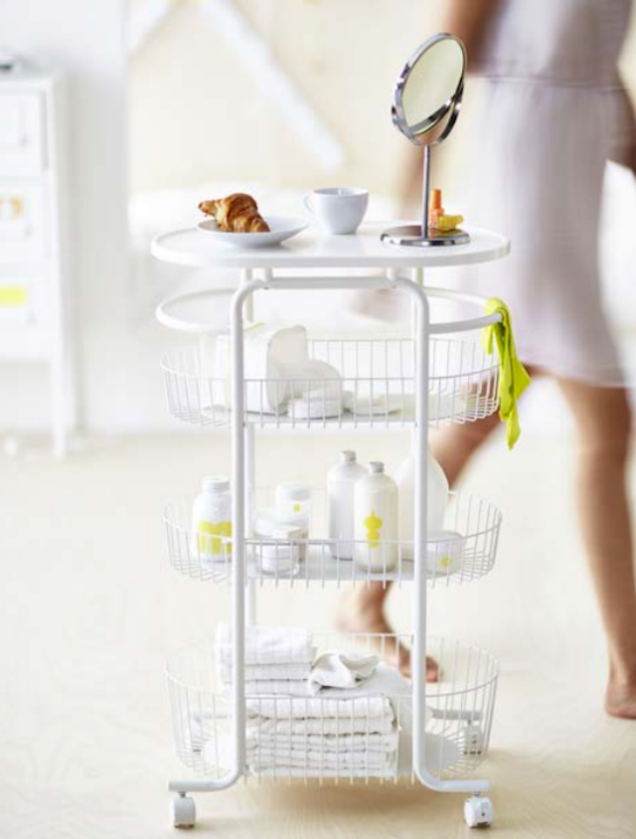 ladder towel rack with baskets whats new from ikea a peek at the new 2015 collection the