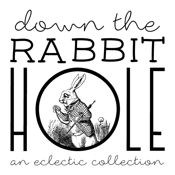 Eclectic Collection of DIY Projects, Recipes and More {Down the Rabbit Hole #3}