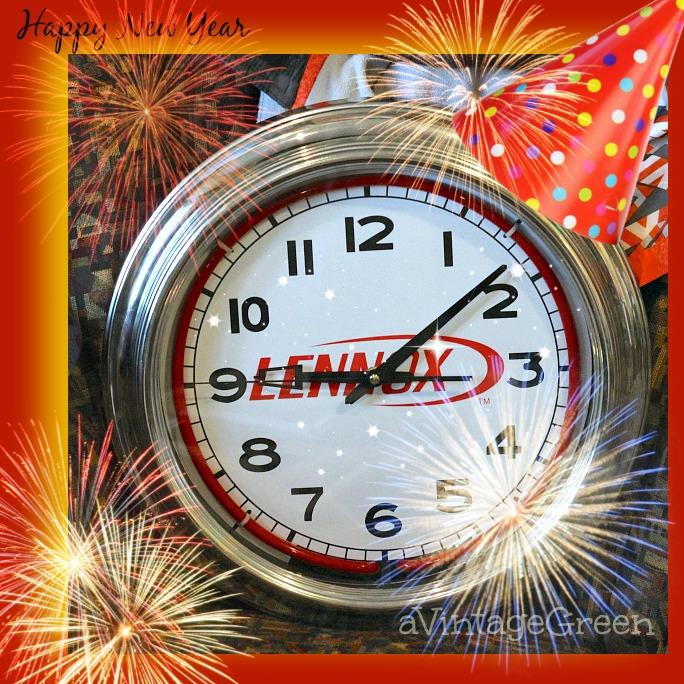 lenox clock