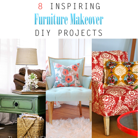 8 Inspiring Furniture Makeover Diy Projects The Cottage