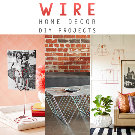 home decor wire diy projects the cottage marketwire home decor diy projects