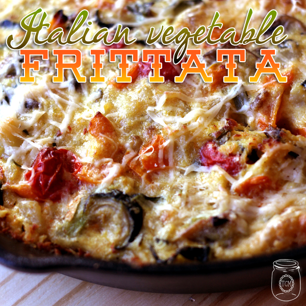 Italian Vegetable Frittata