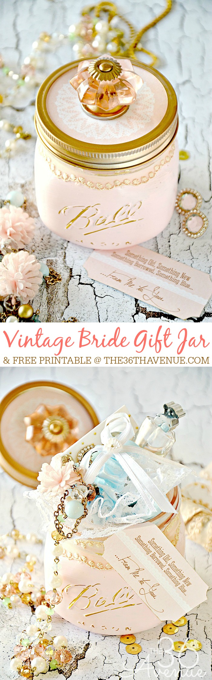 25 Magical Mason Jar DIY Projects {Perfect for Weddings & More ...