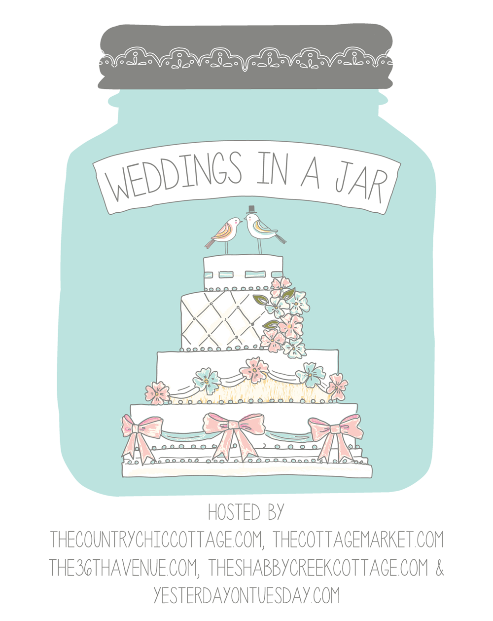 Use these free wedding printables for any joyous occasion.