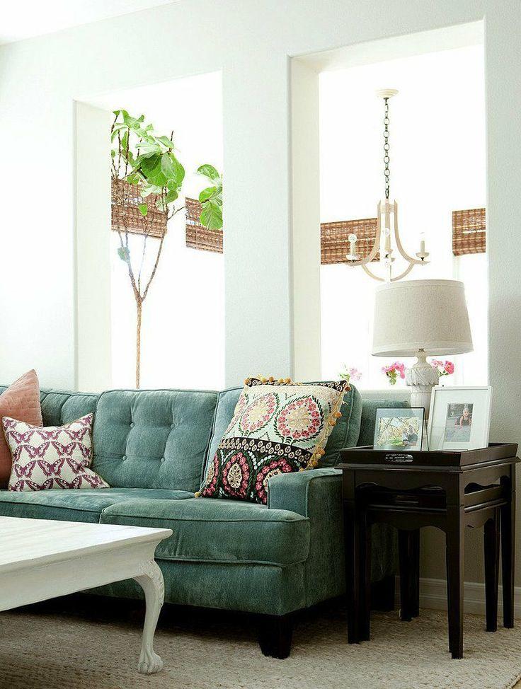 50 shades of green home decor the cottage market. Black Bedroom Furniture Sets. Home Design Ideas