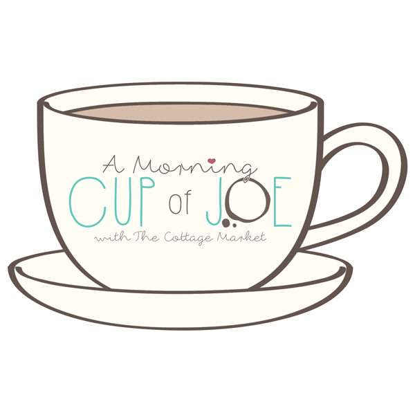 A Morning Cup of Joe DIY Projects, Recipes Llinky Party and More