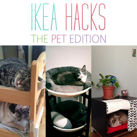 Ikea Hacks The Pet Edition The Cottage Market