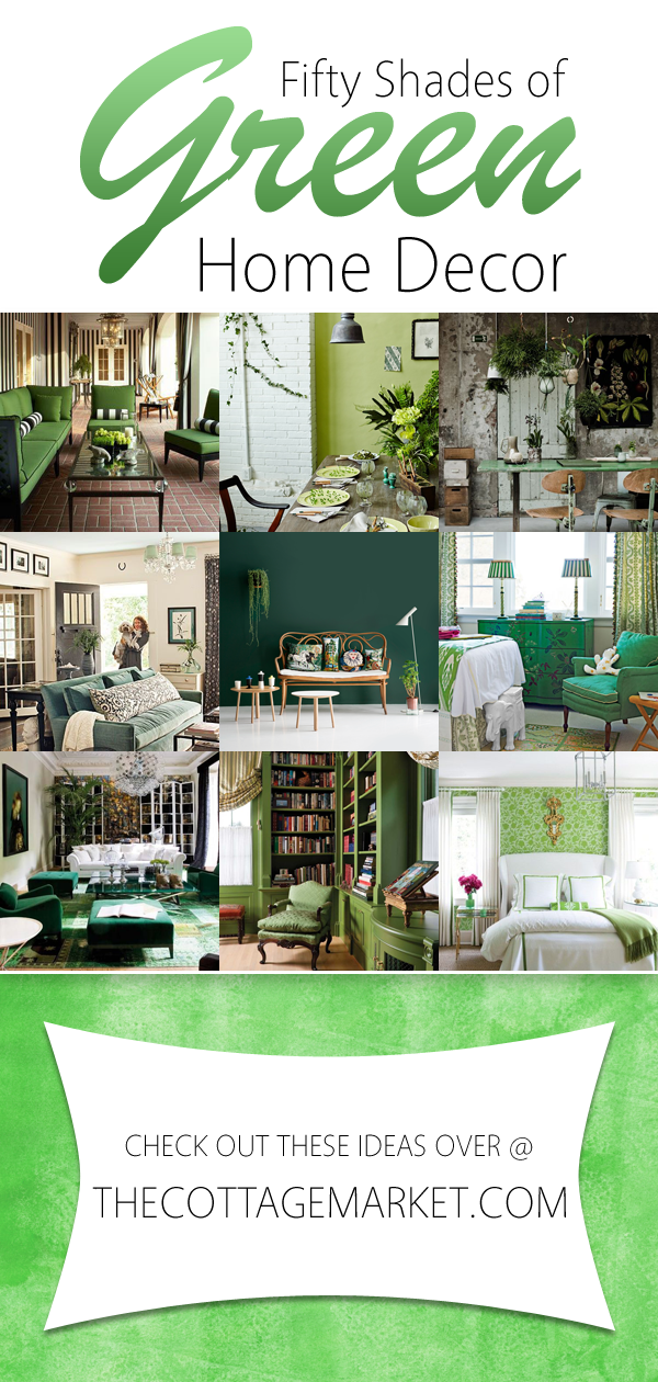Home Decor Green Blue And Green Home Decor All About