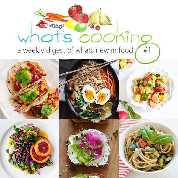 15 Amazing Spring Time Recipes Featured on What's Cooking #1