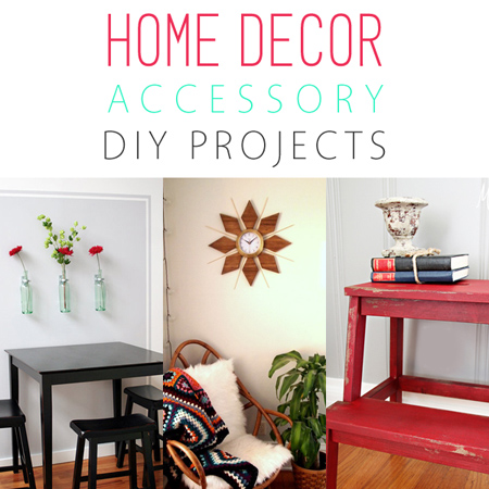 Home Decor Accessory DIY Projects