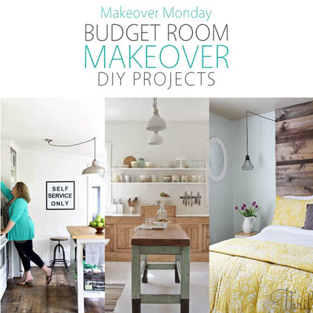 Makeover Monday: Budget Room Makeovers