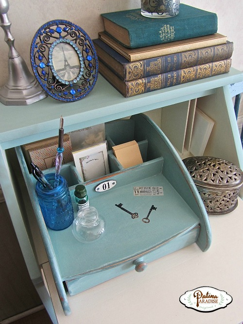 A morning cup of joe diy projects recipes more - Over the desk organizer ...