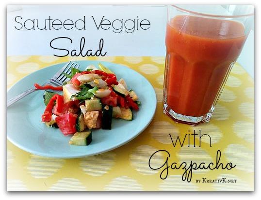 Sauteed-veggie-salad-with-Gazpacho