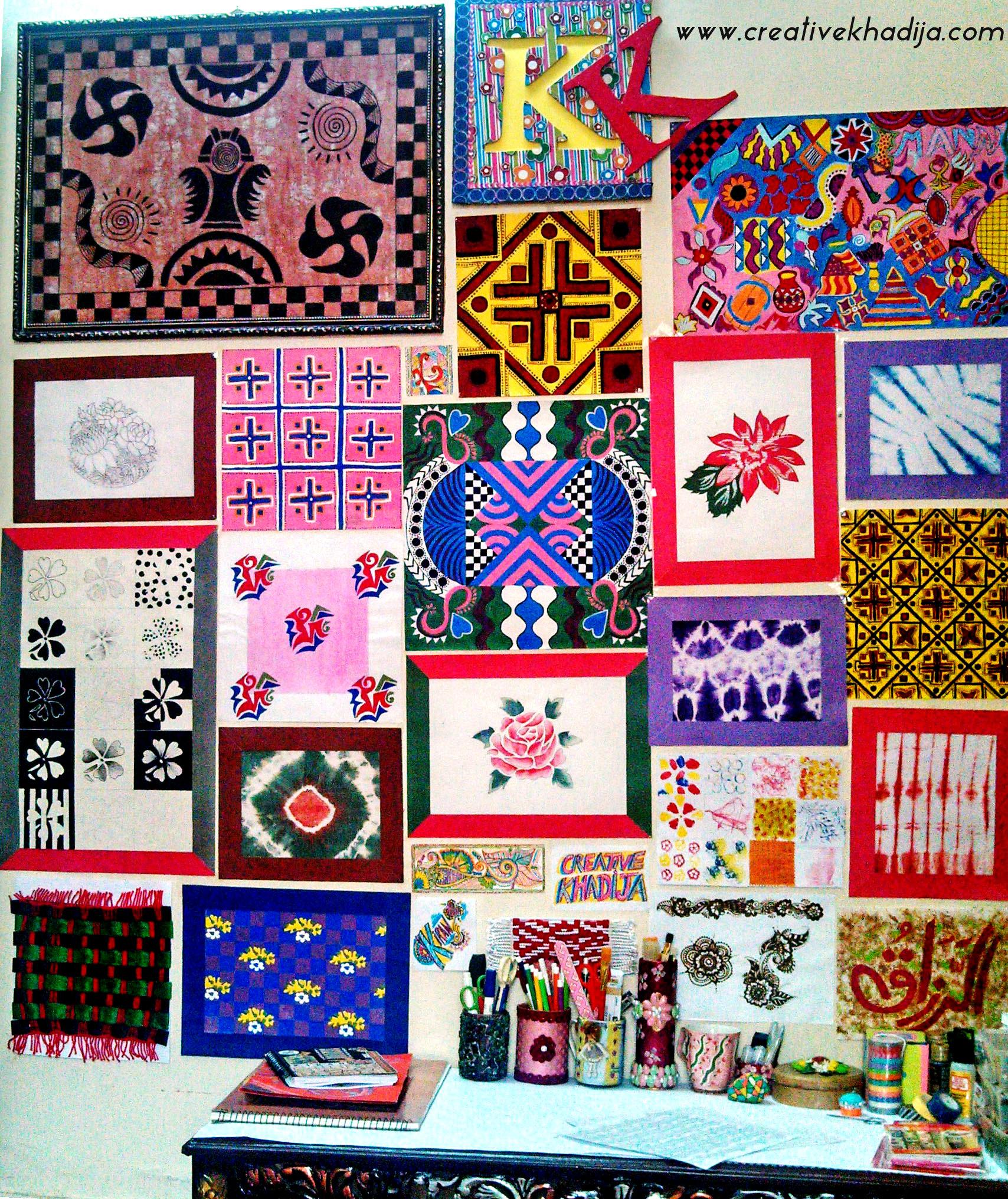 creativekhadija-craftroom-craft-space-ideas