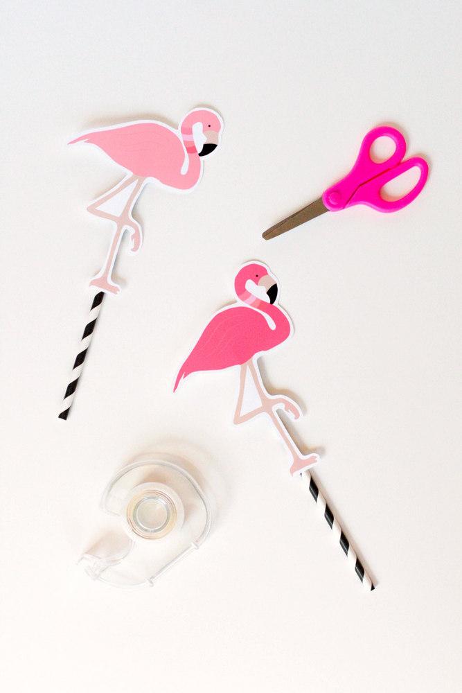 flamingo-paper-craft-3