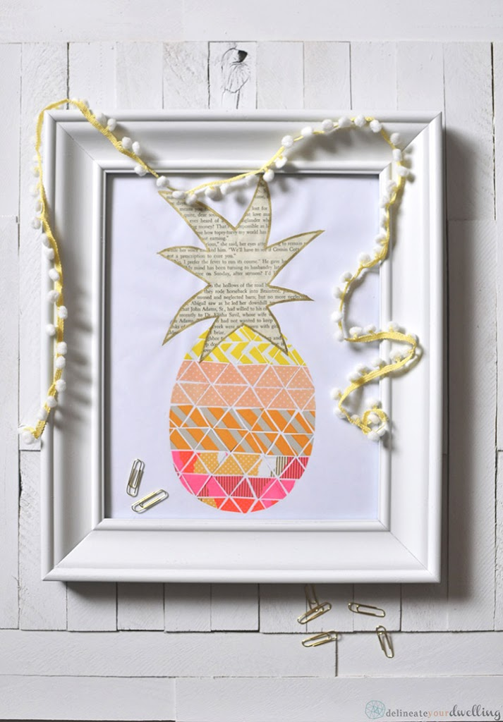 7-Pineapple-Print-7C-Delineate-Your-Dwelling