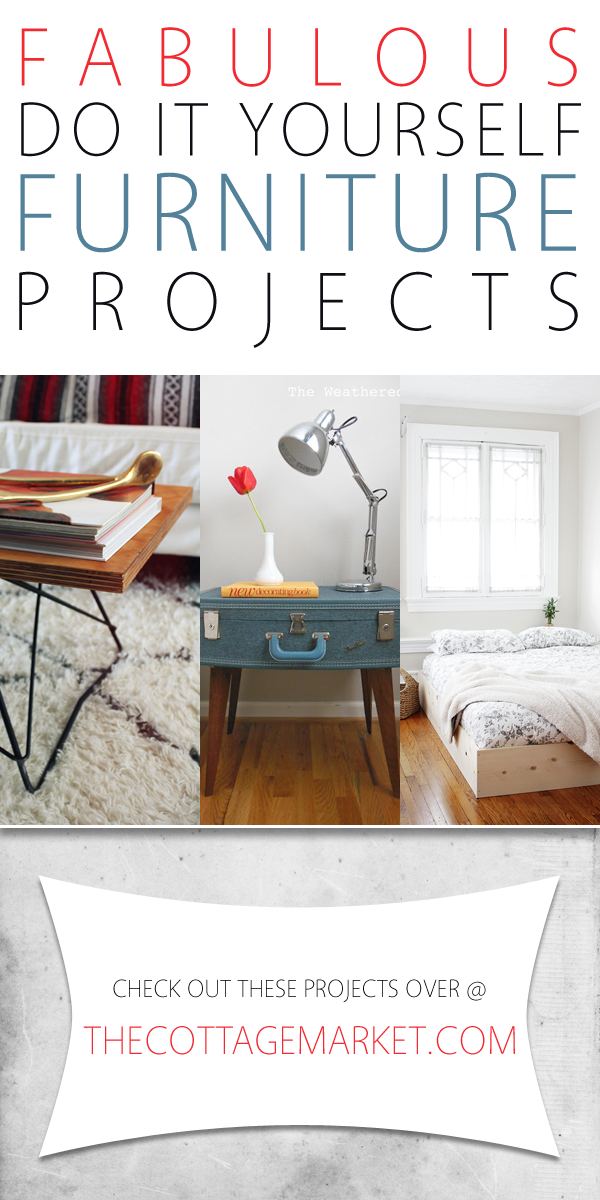 Fabulous diy furniture projects the cottage market diyfurniture ttoowweerr 111111 solutioingenieria Gallery