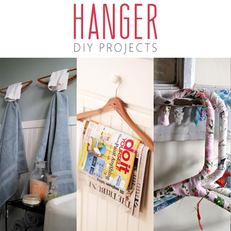 Hanger DIY Projects