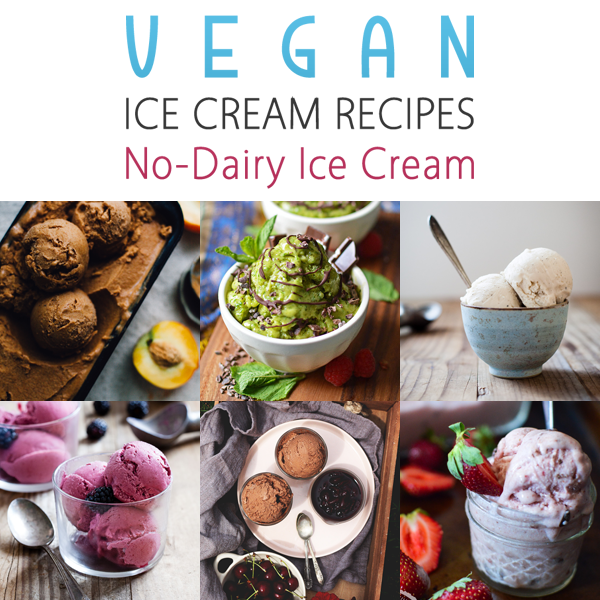 Vegan Ice Cream Recipes No Dairy Ice Cream The Cottage