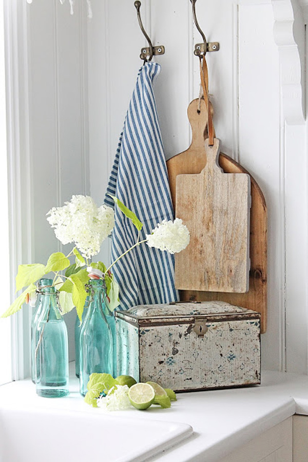 Decorating Ideas For Small Bathrooms In Apartments: 21 Farmhouse Decorating Ideas /// Page 2