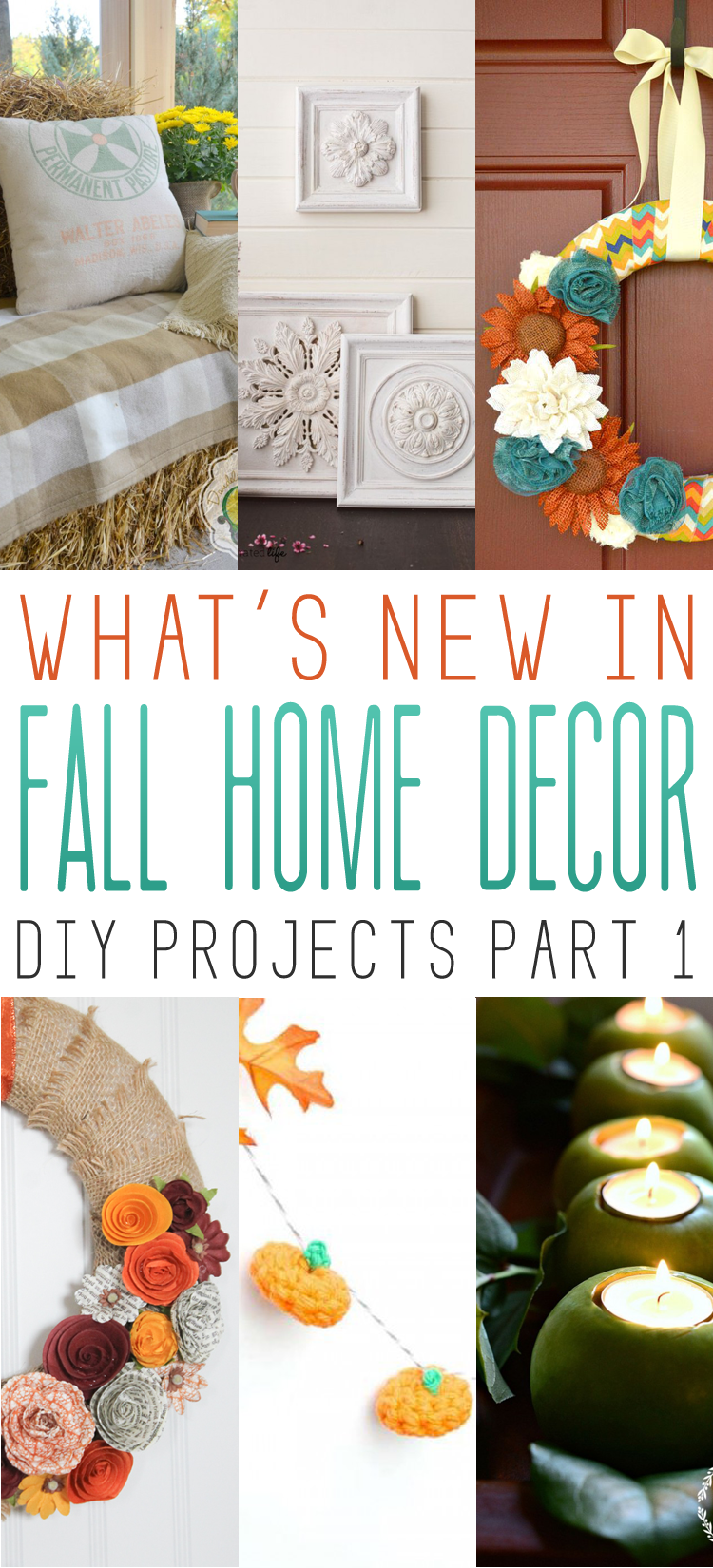 What's New In Fall Home Decor DIY Projects Part 1 - The ...