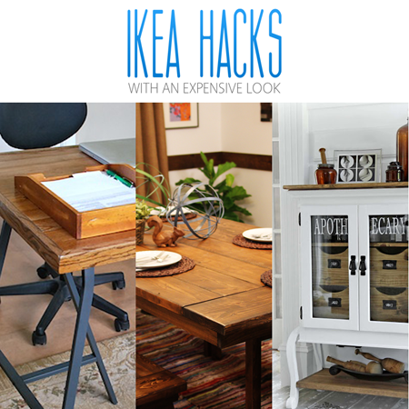 IKEA Hacks with an Expensive Look