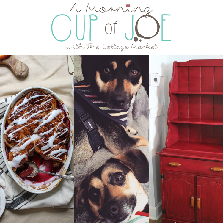 A Morning Cup of Joe DIY Projects, Recipes & More! Features & Linky Party