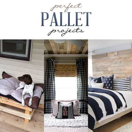 Perfect Pallet DIY Projects