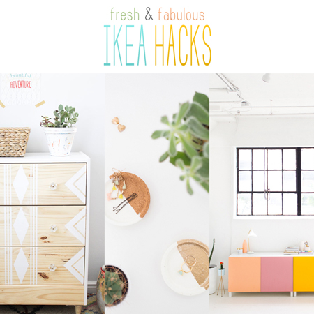 Fresh and Fabulous Ikea Hacks
