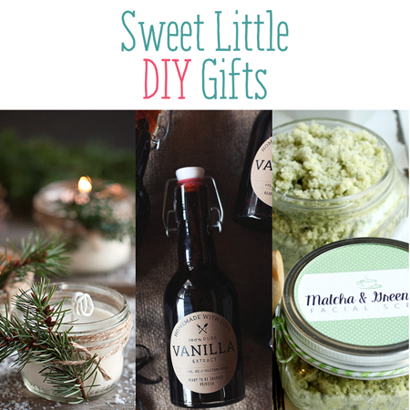 Sweet Little DIY Gifts
