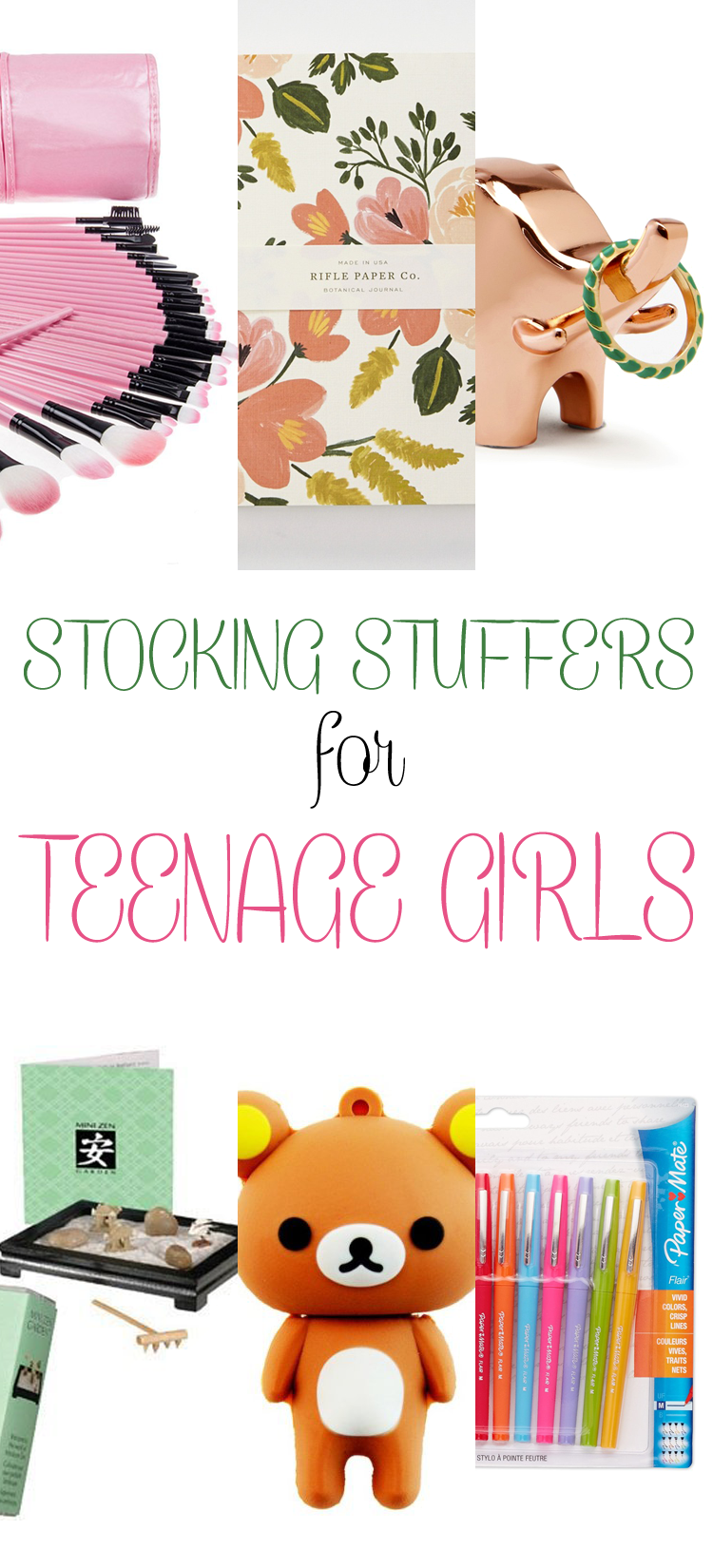Stocking Stuffers For Teenage Girls The Cottage Market