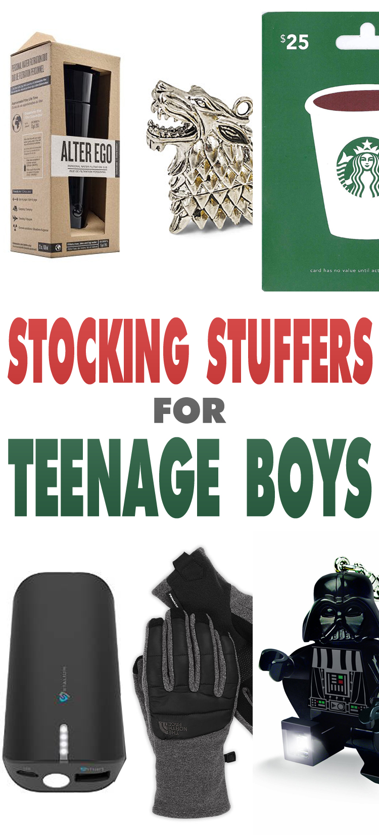 Shopping for a tween boy this holiday season? Need a few ideas for fun stocking stuffers?? If you have a preteen in the home, stocking stuffers are a must, and these little presents are sometimes even more useful and fun than the bigger gifts might be.
