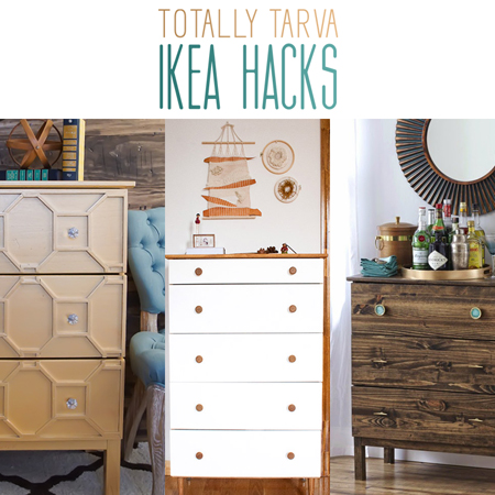 Totally Tarva Ikea Hacks