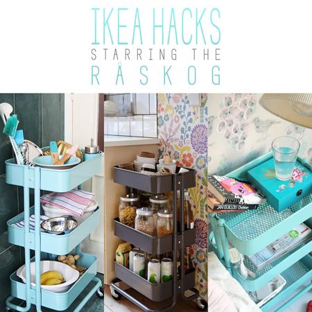 ikea hacks starring the r skog the cottage market. Black Bedroom Furniture Sets. Home Design Ideas