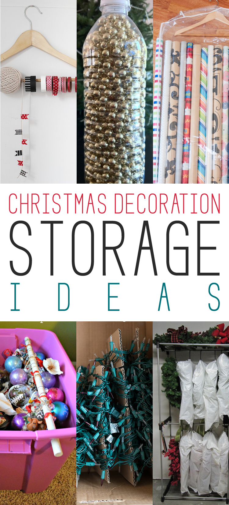 Ornament Storage U2014 Crafthubs Christmas Decoration Storage Ideas