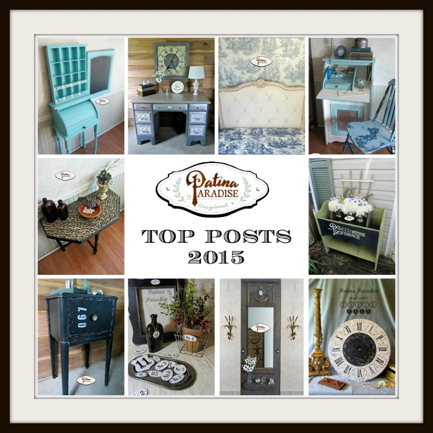 PATINA PARADISE TOP POSTS 2015
