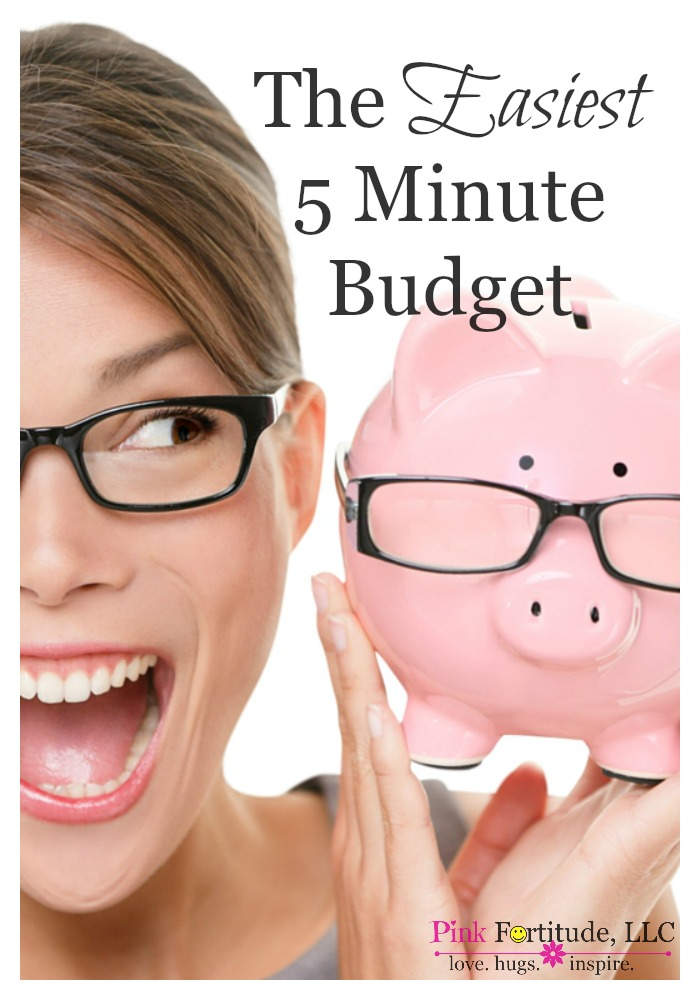 The-Easiest-5-Minute-Budget
