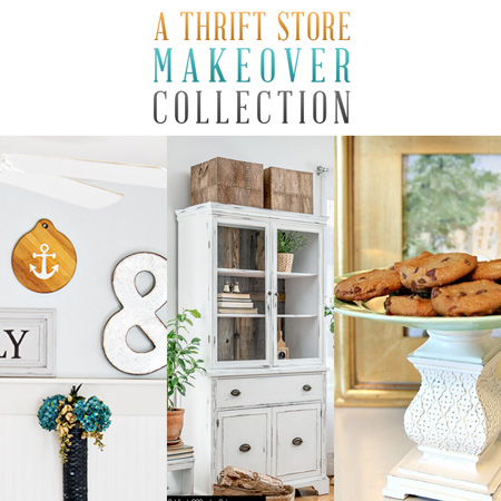 A Thrift Store Makeover Collection