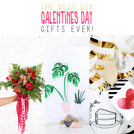 The Best DIY Galentine's Day Gifts Ever!