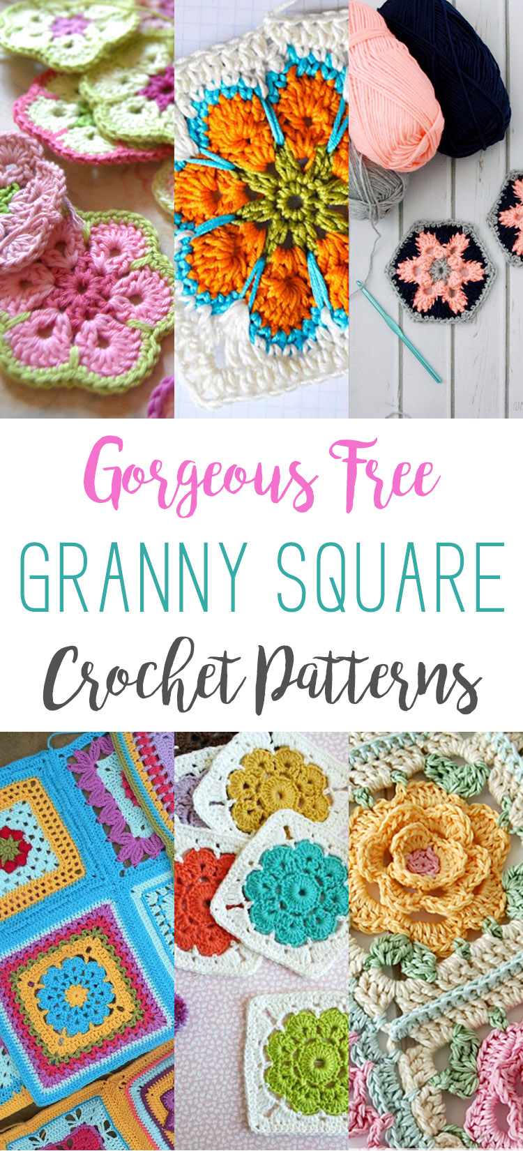 Check out these crochet patterns to practice your creativity skills.