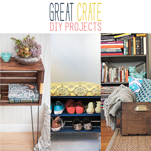 Great Crate DIY Projects