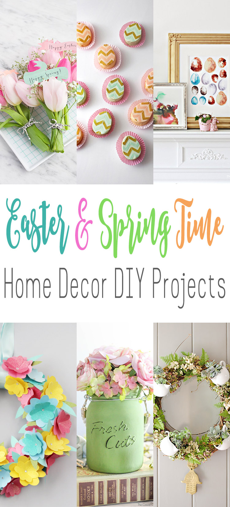 Easter And Spring Home Decor Diy Projects The Cottage Market