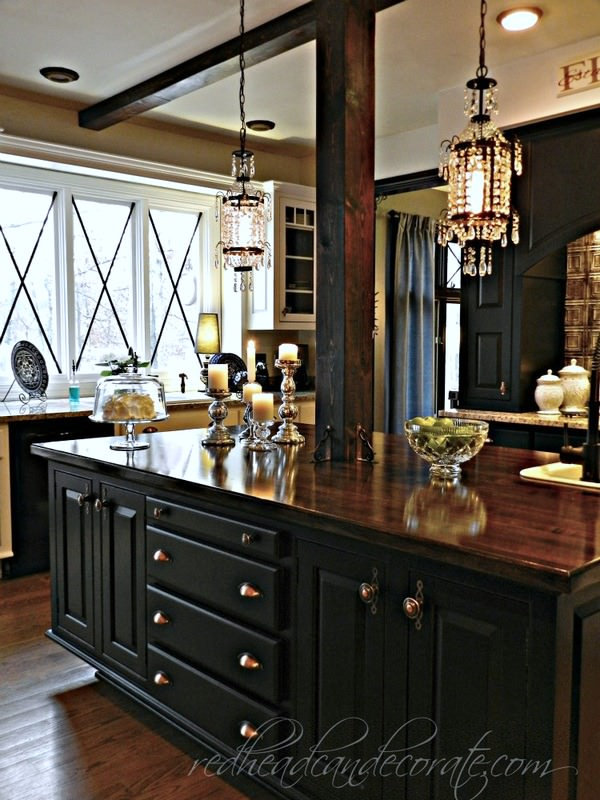 15 beautiful black kitchens the hot new kitchen color page 11 of