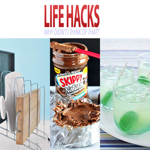 Life Hacks /// Why Didn't I Think Of That?